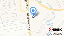 Баклер хедж на карте