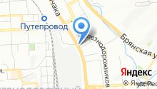 BeBrand на карте