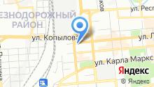 PILKA на карте