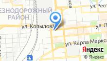 Go! на карте