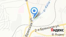 Красноярский Камень на карте