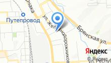 Arome на карте