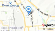 Adv-Tours на карте
