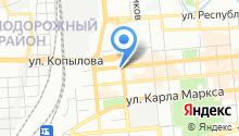 СпортЛайн на карте