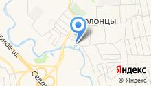 Администрация сельского поселения Солонцы на карте