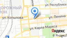 Институт муниципального развития, ГБУ на карте