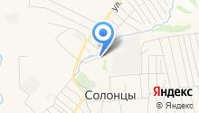 Красноярск-Пенобетон на карте