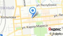 Fetish на карте