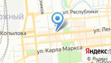 La prima на карте