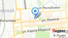 APARTINI на карте
