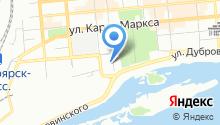 ЦРТ Сервис, ЗАО на карте