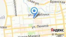 3D-макет на карте