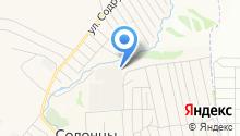 Красноярская буровая компания на карте