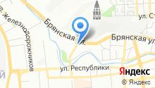 ARTERA на карте