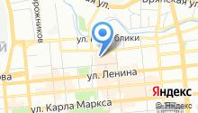 CNI-Красноярск на карте