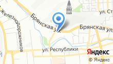 ADS на карте