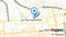 Dirigo на карте