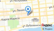 Bazinga на карте