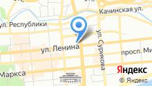 Black Street на карте