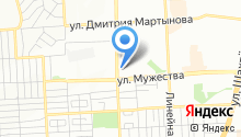 *akkaunt* сервис на карте