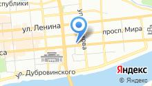 AHAVA на карте