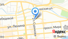 CITY-TOUR на карте