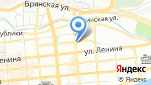 ComDress на карте