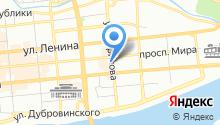 BetCiti на карте