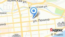ComeIn на карте