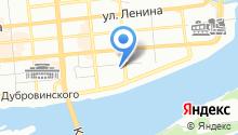 Компания медицинской одежды на карте