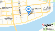 D & P на карте