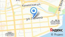 Солид на карте