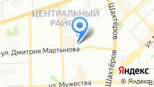ALBICO на карте