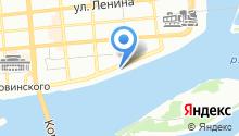 Adybox на карте