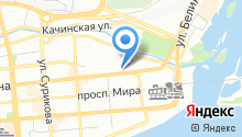 CRMprosto на карте