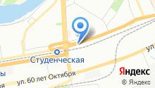 AutoБавария на карте