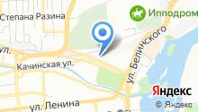 Cибирский комфорт на карте