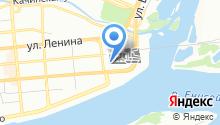 Союз промышленников и предпринимателей Красноярского края на карте