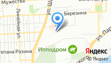 Custom на карте