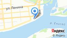 Площадь Мира на карте