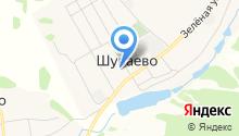 Шуваевская средняя общеобразовательная школа на карте