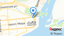 Арбитражный суд Красноярского края на карте
