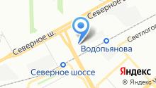 ясна24 на карте