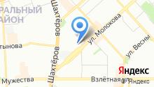 Нотариус Богословская И.Ю. на карте