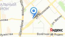 Эстрада на карте