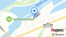 AROMA-Красноярск на карте