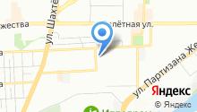 Different на карте