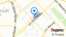 AXENT на карте