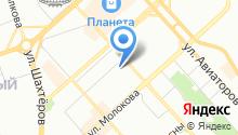ChessStar на карте