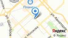 Amico на карте